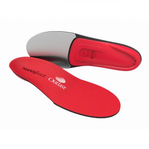 Superfeet started making custom insoles for ski boots in the mid-70s. The REDhot is a direct result of those years of experience. With these insoles you get a snug, stable fit with less shifting and fewer pressure points or hot spots.